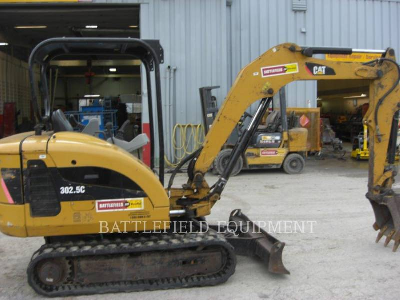 CATERPILLAR KETTEN-HYDRAULIKBAGGER 302.5C equipment  photo 7