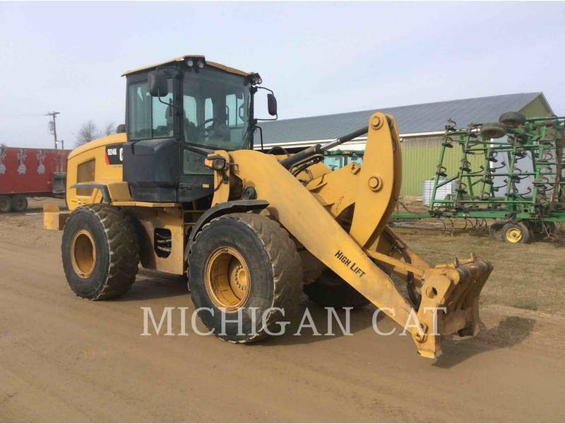 CATERPILLAR WHEEL LOADERS/INTEGRATED TOOLCARRIERS 924K HLSRQ equipment  photo 2