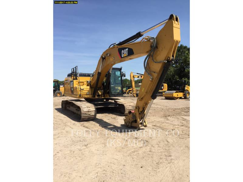 CATERPILLAR PELLES SUR CHAINES 326FL9 equipment  photo 1