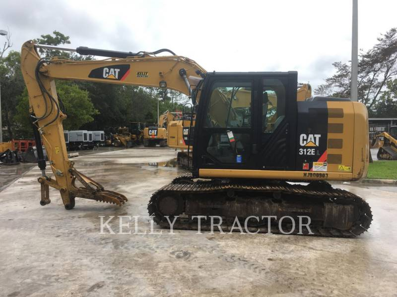 CATERPILLAR EXCAVADORAS DE CADENAS 312EL equipment  photo 12