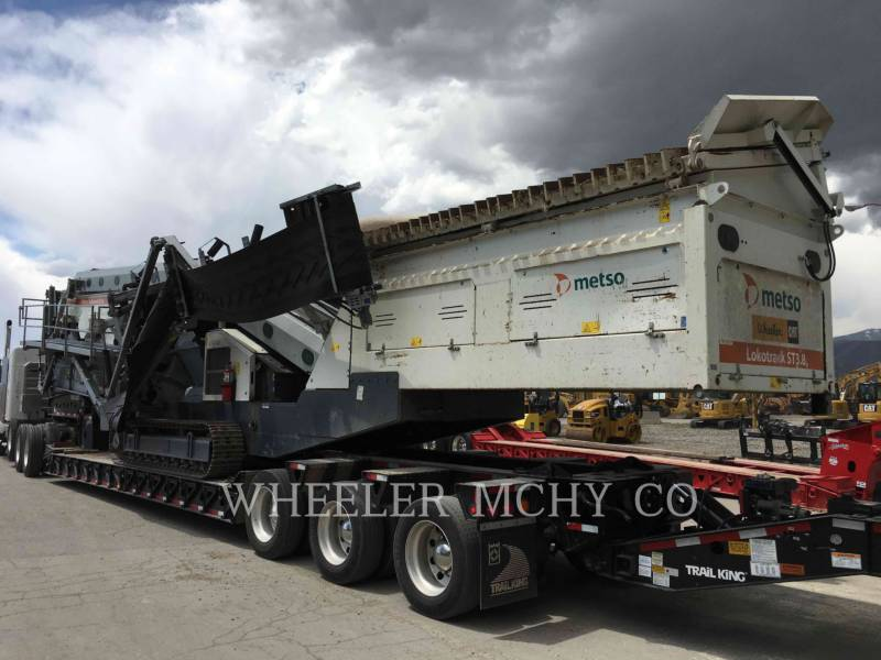 METSO SIEBE ST3.8 SCRN equipment  photo 5