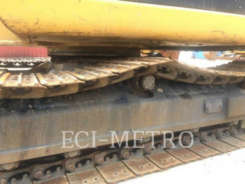 CATERPILLAR EXCAVADORAS DE CADENAS 306 E equipment  photo 16