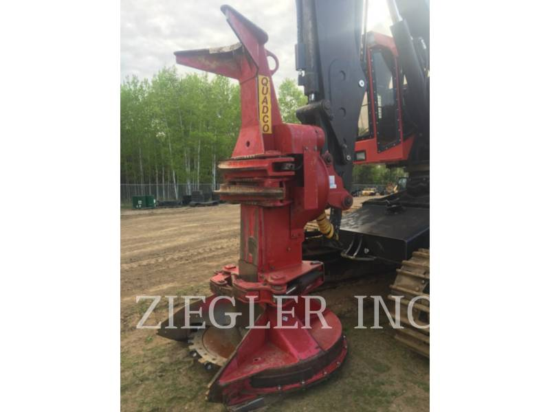 TIMBERPRO FORESTRY - FELLER BUNCHERS - TRACK TL735B equipment  photo 6