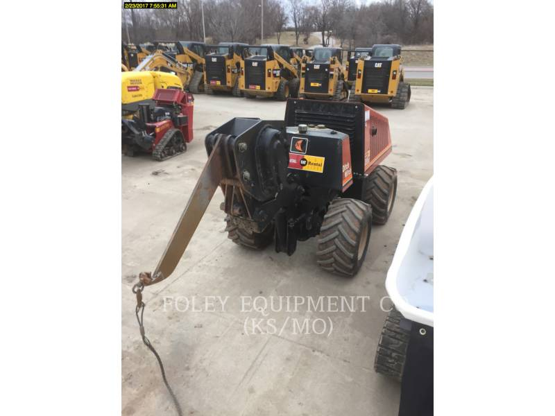 DITCH WITCH (CHARLES MACHINE WORKS) TRENCHERS 410SX equipment  photo 2
