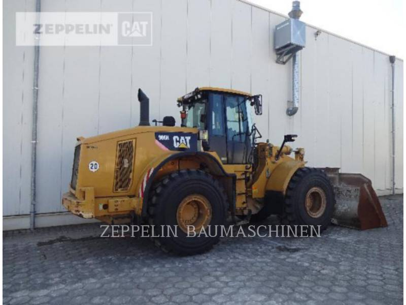 CATERPILLAR WIELLADERS/GEÏNTEGREERDE GEREEDSCHAPSDRAGERS 966H equipment  photo 4