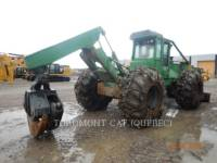 Equipment photo JOHN DEERE 748G FORSTWIRTSCHAFT - HOLZRÜCKER 1