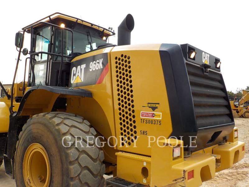 CATERPILLAR WIELLADERS/GEÏNTEGREERDE GEREEDSCHAPSDRAGERS 966K equipment  photo 11