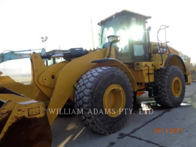 CATERPILLAR CARGADORES DE RUEDAS 950GC equipment  photo 2