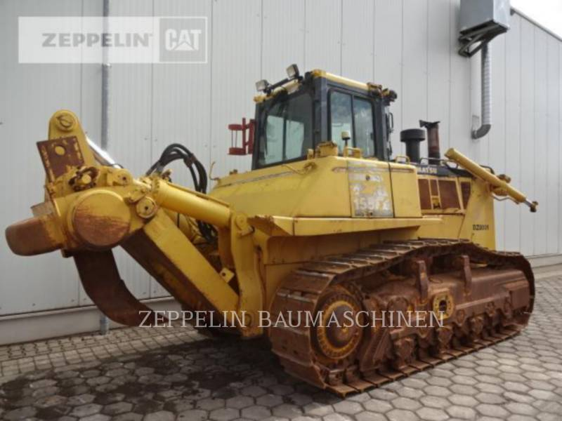 KOMATSU LTD. TRACTORES DE CADENAS D155AX-6 equipment  photo 4