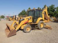 CATERPILLAR RETROEXCAVADORAS CARGADORAS 416 F 2 equipment  photo 2