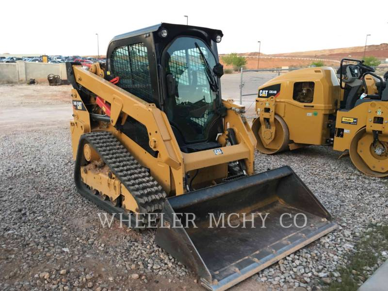 CATERPILLAR PALE CINGOLATE MULTI TERRAIN 249D C3-H2 equipment  photo 3