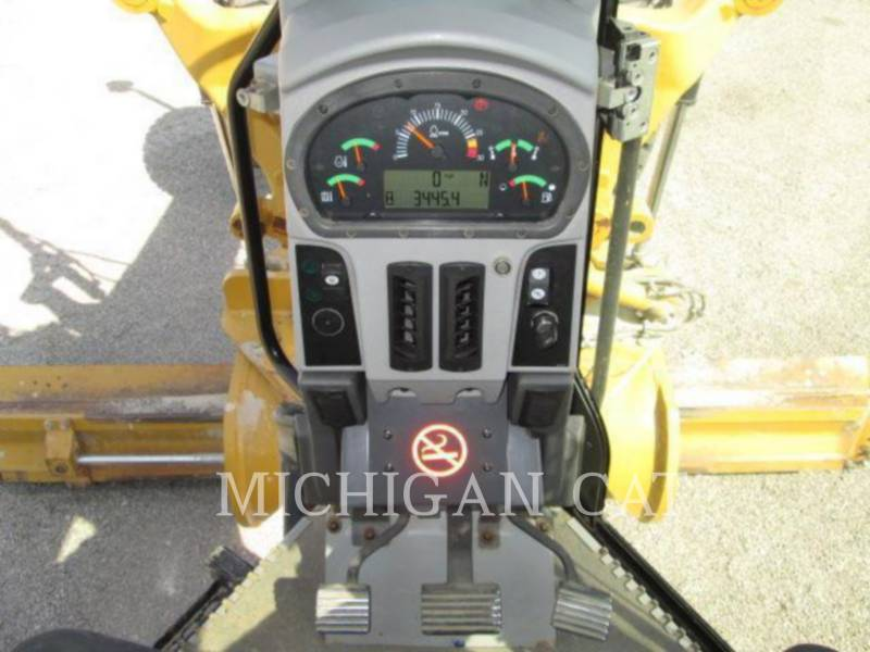 CATERPILLAR MOTORGRADER 160M equipment  photo 19