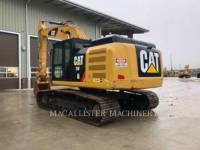 CATERPILLAR PELLES SUR CHAINES 326FL equipment  photo 3