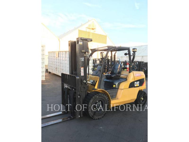 CATERPILLAR MITSUBISHI FORKLIFTS DP50CN equipment  photo 2