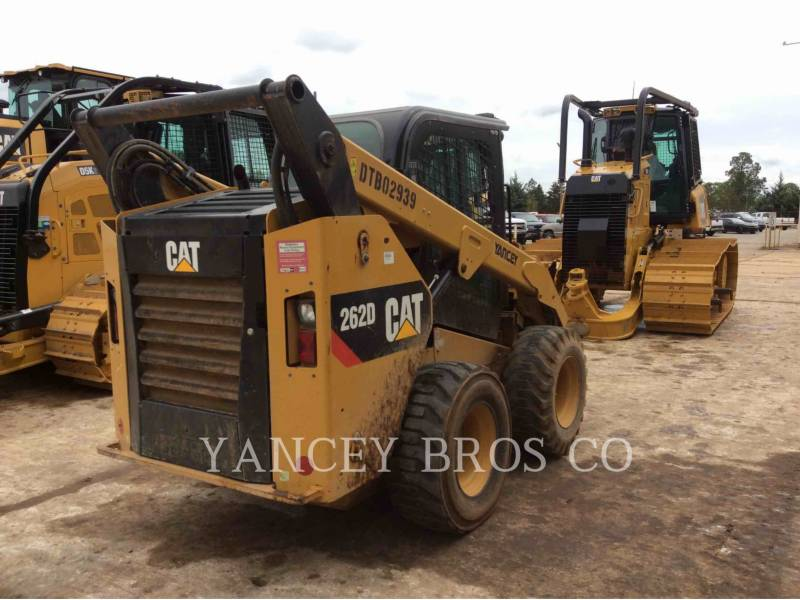 CATERPILLAR CHARGEURS COMPACTS RIGIDES 262D AC equipment  photo 3