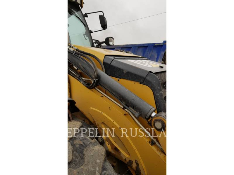 CATERPILLAR BACKHOE LOADERS 444F equipment  photo 21