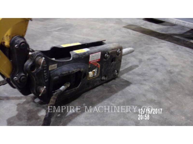 CATERPILLAR WT - ハンマー H55E 304E equipment  photo 3