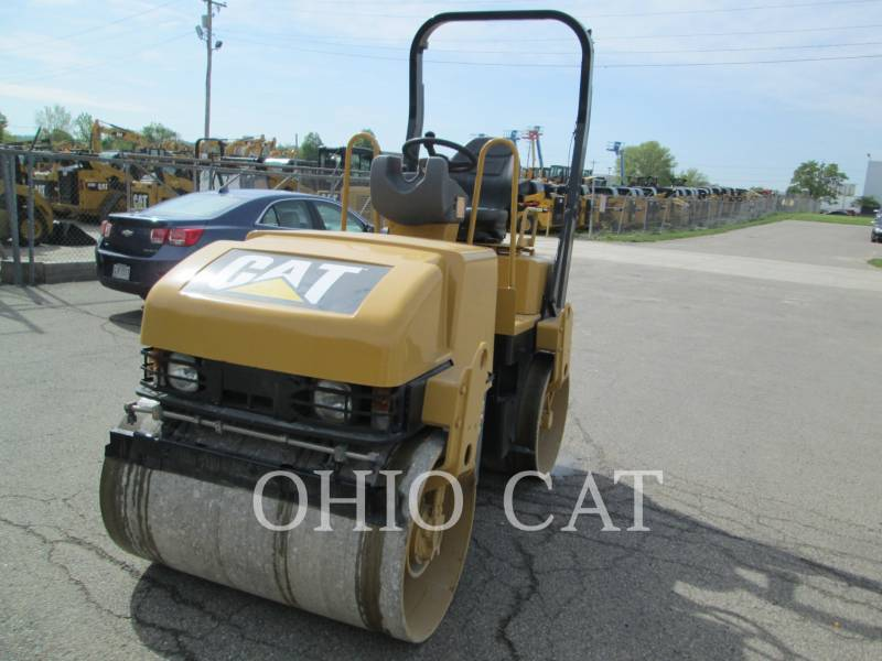 CATERPILLAR COMBINATION ROLLERS CB224E equipment  photo 4