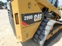 CATERPILLAR CARGADORES MULTITERRENO 299D equipment  photo 19