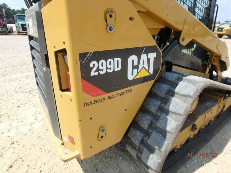 CATERPILLAR DELTALADER 299D equipment  photo 19