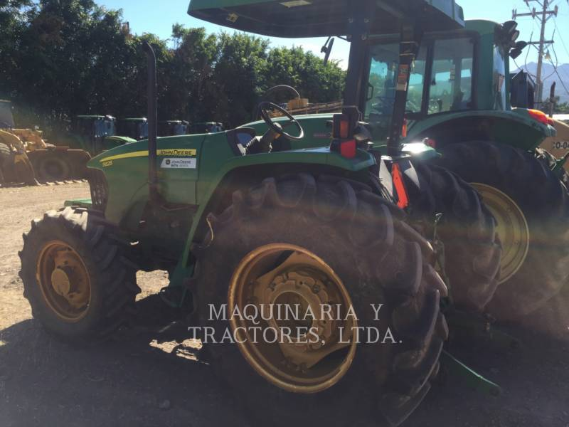 JOHN DEERE TRACTEURS AGRICOLES 5625 equipment  photo 2