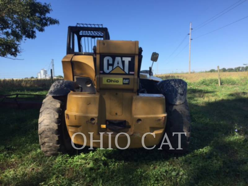 CATERPILLAR TELEHANDLER TH460B equipment  photo 2