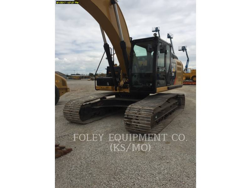 CATERPILLAR TRACK EXCAVATORS 329EL10 equipment  photo 1