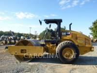CATERPILLAR EINZELVIBRATIONSWALZE, GLATTBANDAGE CS56B equipment  photo 1