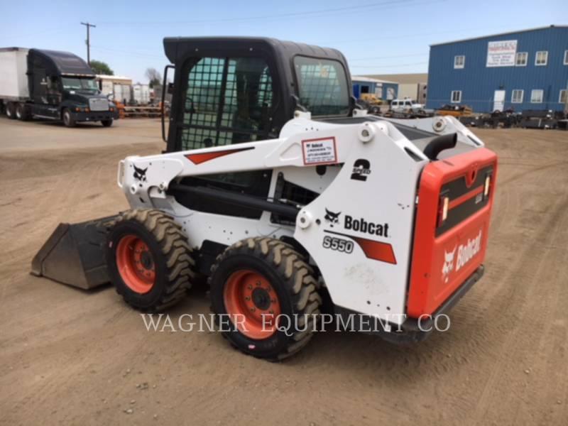 BOBCAT SKID STEER LOADERS S550 equipment  photo 3