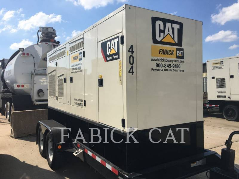 CATERPILLAR TRANSPORTABLE STROMAGGREGATE XQ 200 equipment  photo 1