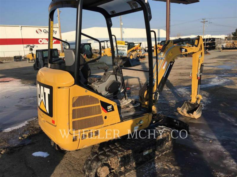 CATERPILLAR EXCAVADORAS DE CADENAS 301.7D C1 equipment  photo 3