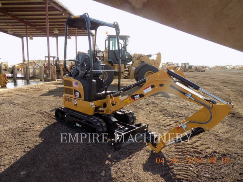 CATERPILLAR TRACK EXCAVATORS 301.7DCR equipment  photo 2