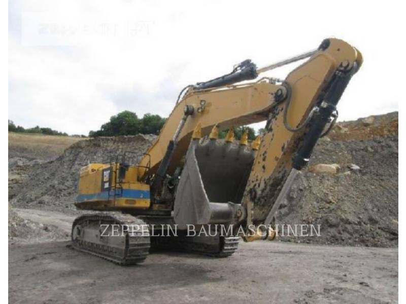 CATERPILLAR KETTEN-HYDRAULIKBAGGER 390FL equipment  photo 5