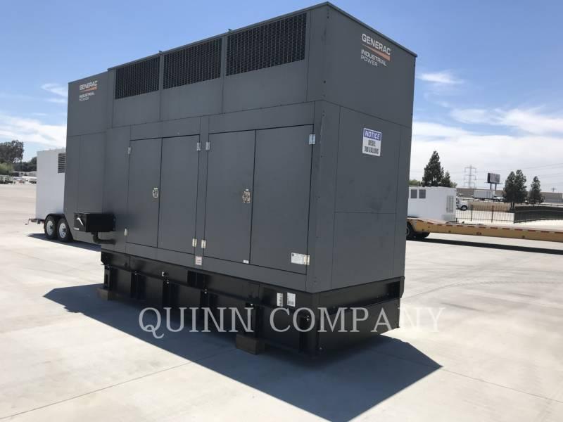 GENERAC STATIONARY GENERATOR SETS 500KW equipment  photo 2