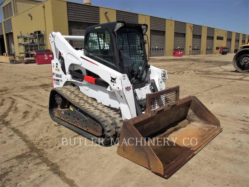 BOBCAT SKID STEER LOADERS T870 equipment  photo 2
