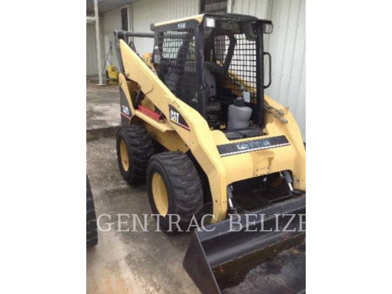 CATERPILLAR PALE COMPATTE SKID STEER 262B equipment  photo 1