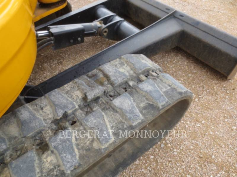 JCB PELLES SUR CHAINES 8045 equipment  photo 8