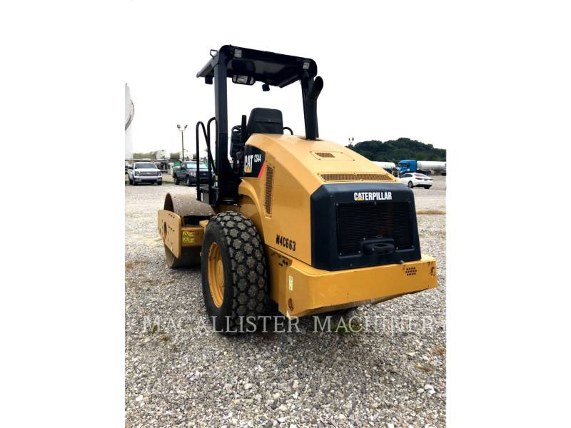 CATERPILLAR COMPACTEUR VIBRANT, MONOCYLINDRE LISSE CS44 equipment  photo 3