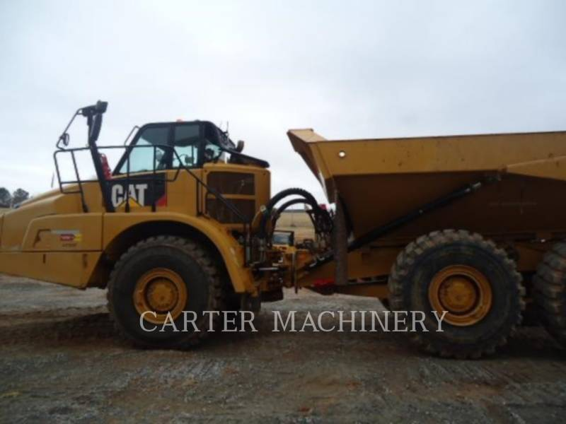 CATERPILLAR KNICKGELENKTE MULDENKIPPER 735C TG equipment  photo 11