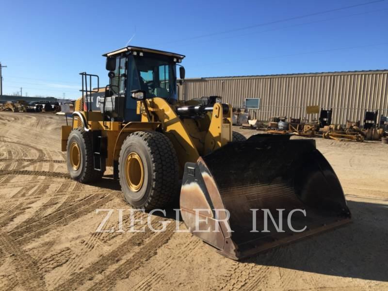 CATERPILLAR MINING WHEEL LOADER 950K equipment  photo 1