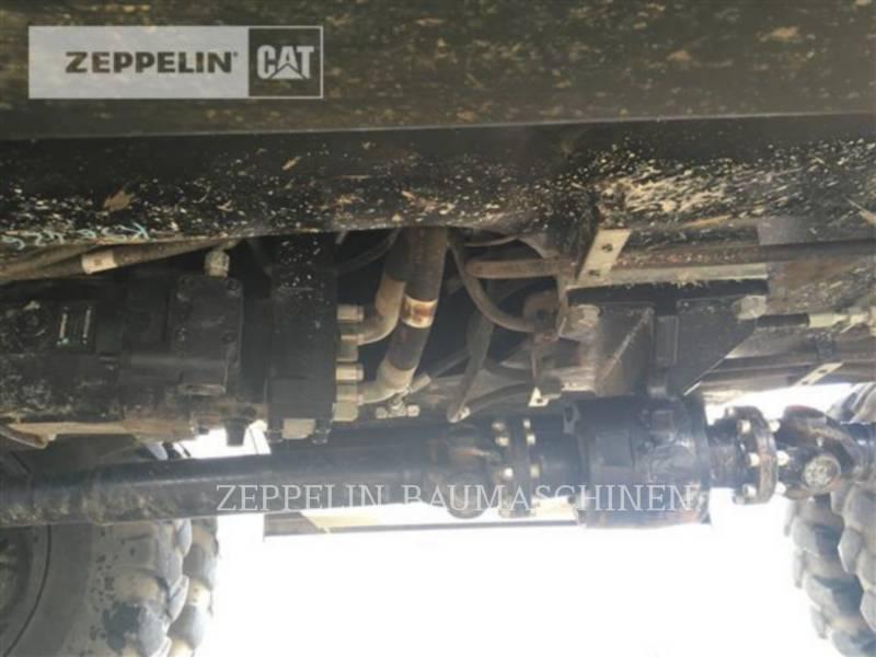CATERPILLAR PELLES SUR PNEUS M315D equipment  photo 21