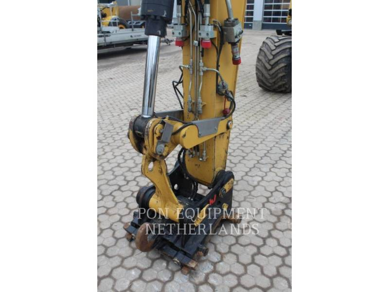 CATERPILLAR WHEEL EXCAVATORS M313 D equipment  photo 18
