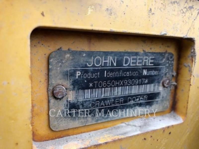 DEERE & CO. KETTENDOZER DER 650H equipment  photo 5