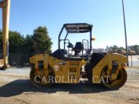 CATERPILLAR TANDEMVIBRATIONSWALZE, ASPHALT CB54B equipment  photo 1