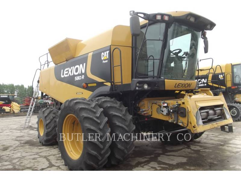 LEXION COMBINE COMBINADOS LEX 580R equipment  photo 4