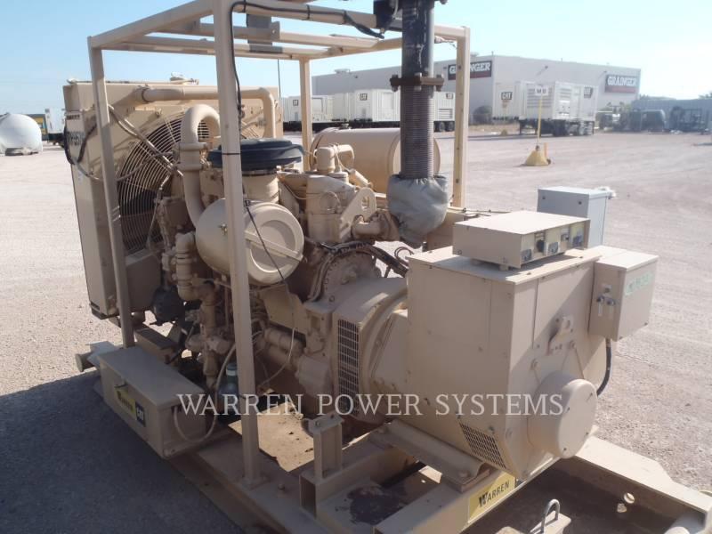 CATERPILLAR STATIONARY GENERATOR SETS G3406NA equipment  photo 4