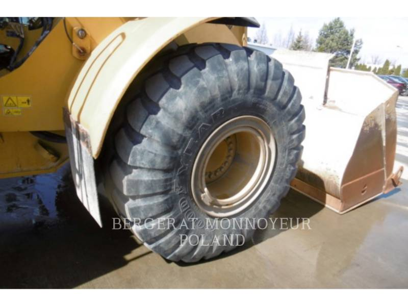 CATERPILLAR MINING WHEEL LOADER 966K equipment  photo 7