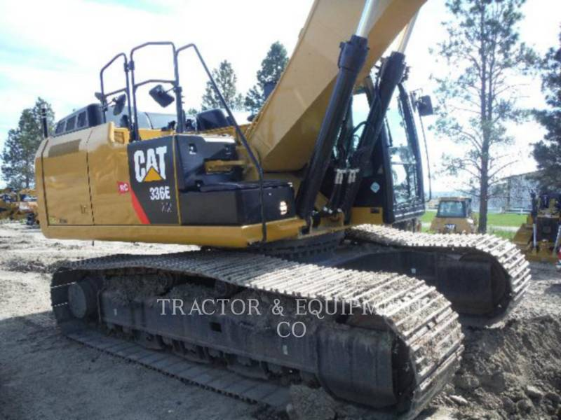CATERPILLAR TRACK EXCAVATORS 336E LH equipment  photo 5