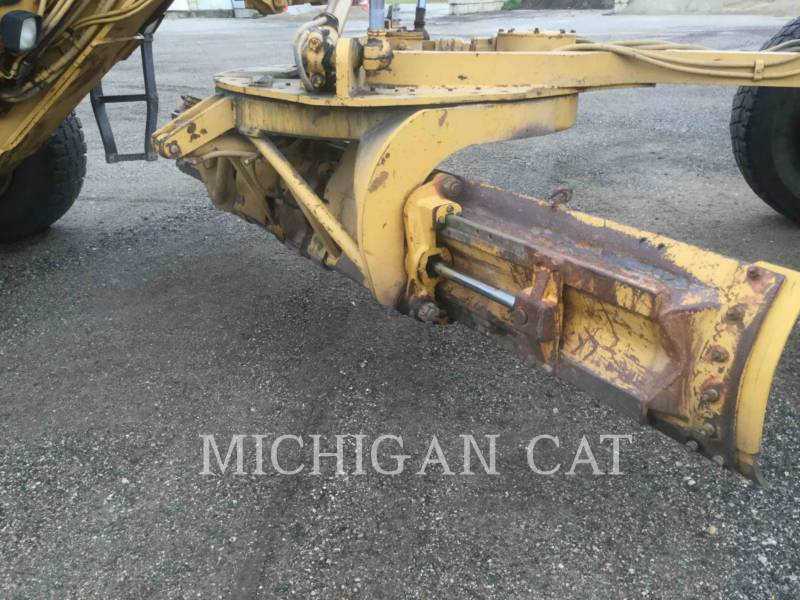 CATERPILLAR NIVELEUSES 143H equipment  photo 19