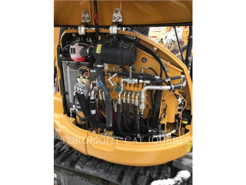CATERPILLAR KETTEN-HYDRAULIKBAGGER 303 E CR equipment  photo 19